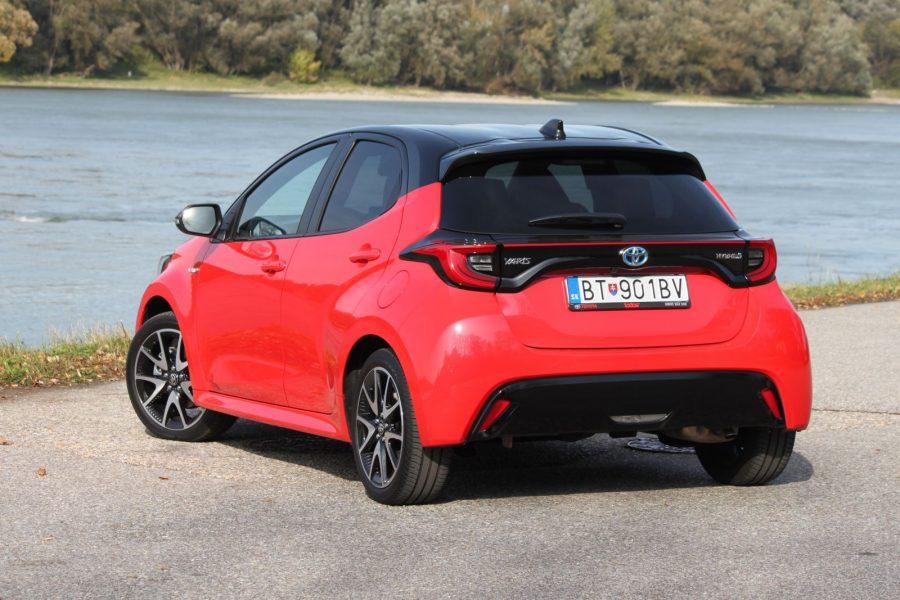 2020 Toyota Yaris 1,5 Hybrid Dynamic Force, 116 k, e-CVT, Premiere Edition AM026