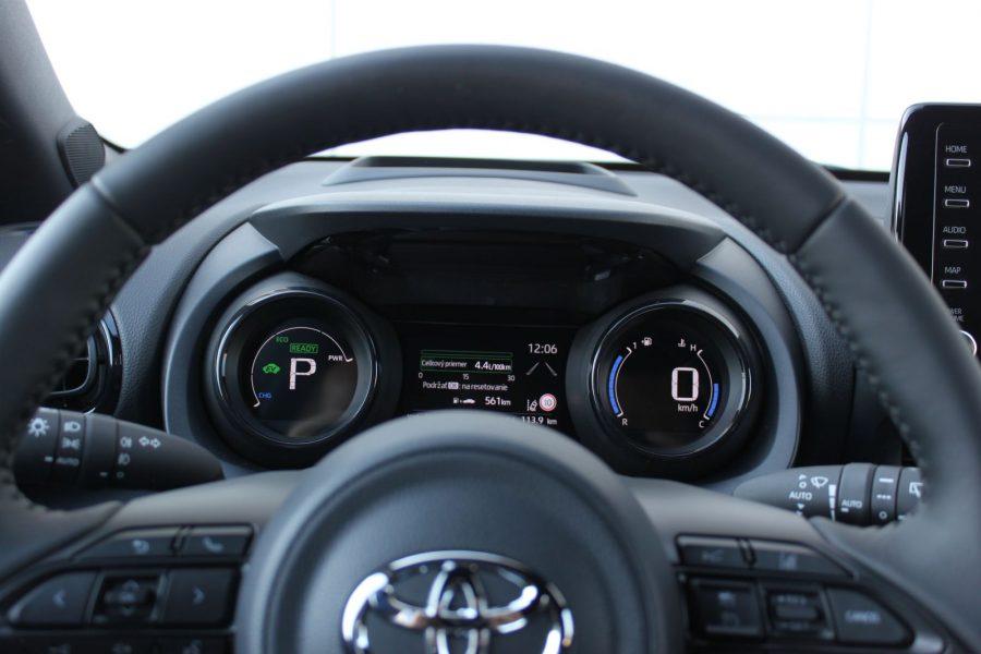 2020 Toyota Yaris 1,5 Hybrid Dynamic Force, 116 k, e-CVT, Premiere Edition AM0261