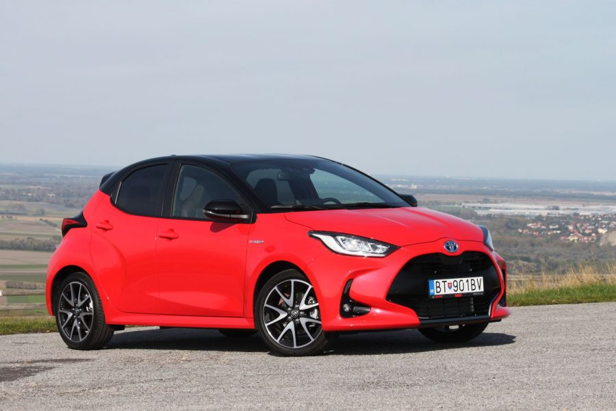 2020 Toyota Yaris 1,5 Hybrid Dynamic Force, 116 k, e-CVT, Premiere Edition AM070