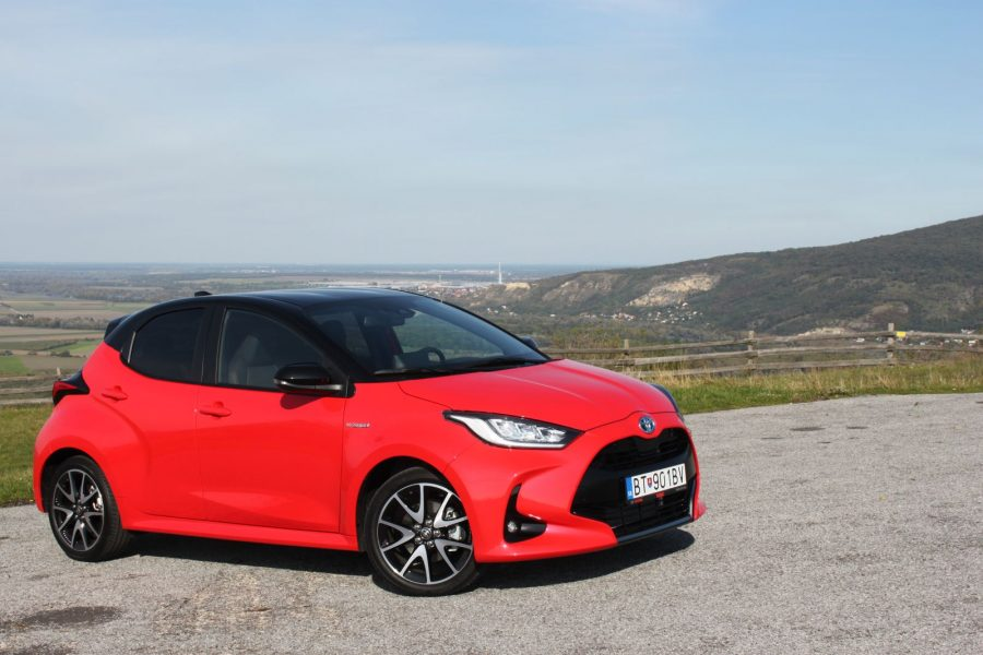 2020 Toyota Yaris 1,5 Hybrid Dynamic Force, 116 k, e-CVT, Premiere Edition AM074